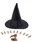 Kit accessoires sorcière femme