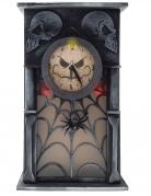 Horloge hantée lumineuse et sonore 34 x 20 cm