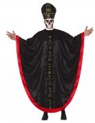 Déguisement cardinal satanique adulte