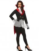 Déguisement gothic vampire femme