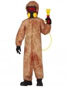 Déguisement zombie radioactif enfant