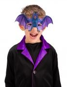 Demi masque chauve-souris enfant