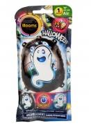 Ballon aluminium lumineux fantôme Illooms™ 45 cm