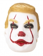 Masque intégral Trumpy le clown adulte
