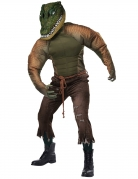 Déguisement l'homme crocodile adulte