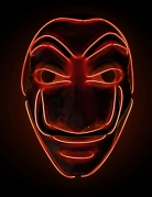 Vous aimerez aussi : Masque voleur LED rouge adulte