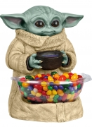 Pot à bonbons bébé Yoda™ The Mandalorian - Star Wars™