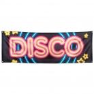Bannière Disco Fever 74 x 220 cm
