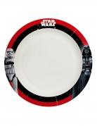 Vous aimerez aussi : 8 Assiettes en carton home compostable Star Wars Final Battle™ 24 cm