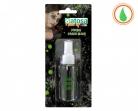 Flacon spray faux sang vert 30ml