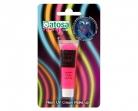 Tube de maquillage néon rose UV