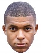 Masque en carton Kylian Mbappé