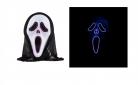 Masque LED fantôme hurlant