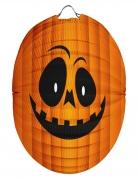 Lanterne citrouille Halloween 22 cm