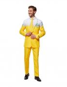 Costume Mr Bière jaune Suitmeisters™ adulte