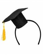 Mini chapeau de diplomé adulte
